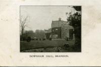 Downham-Hall-Postcard