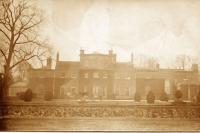 Rear View Downham Hall