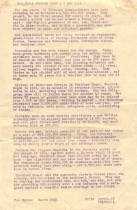 Thinning note - 1949