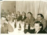 Forestry_Dinner_,_Front_Derek_Collison_about_15yrs_old._Right_Cyril,_Walter_Marchant,_Henry_Philpot.